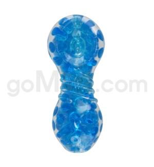 """I/O 4"""" Spoon Jelly Bean - Dark Blue"""