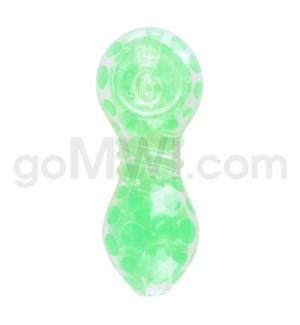 """I/O 4"""" Spoon Jelly Bean - Green"""