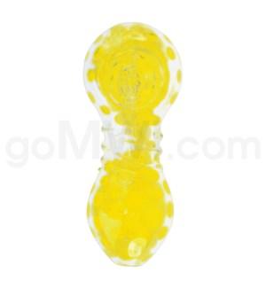"""I/O 4"""" Spoon Jelly Bean - Yellow"""