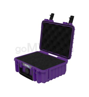 Str8 Case 8' with 2 Layer Pre-cut Foam - Wicked Purple