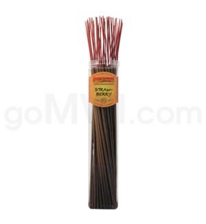 Wildberry Incense Strawberry Biggies 50/ct