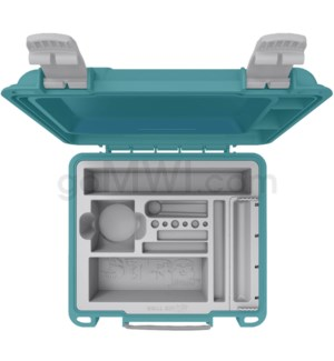 Str8 Roll Kit V3 w/ Rolling Tray & Accessories - Teal