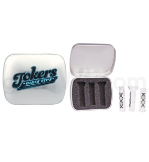 DISC DNA Tokers 3CT/BX Clear Tin