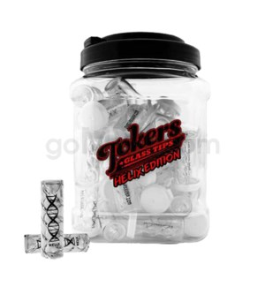 DNA Helix Edition Tokers 50PC/JAR