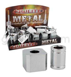 DISC Nulite Metal Snuffers 18CT/BX 20/cs