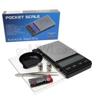 Triple Digits TD2-20 20g x 0.001g Scales