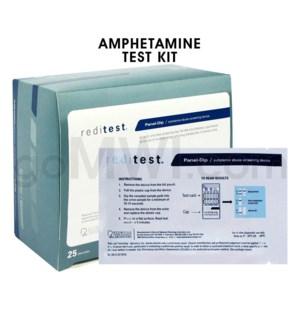 Single Panel Urine Test Strip Amphetamine