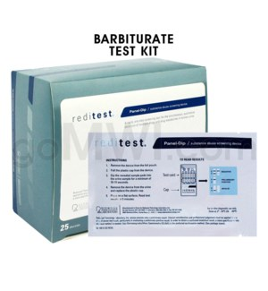 Single Panel Urine Test Strip Barbiturate