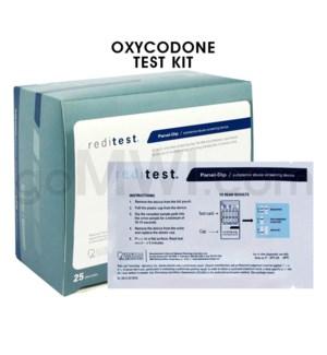 Single Panel Urine Test Strip Oxycodone