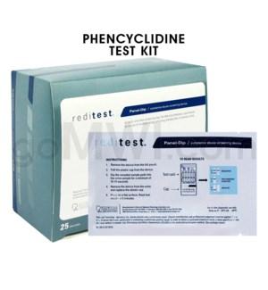 Single Panel Urine Test Strip Phencyclidine (PCP)