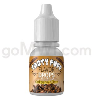 Tasty Puff Flavor Bottle 10ml Cockamamie Clove