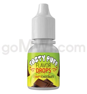 Tasty Puff Flavor Bottle 10ml Chumpy Chocolate