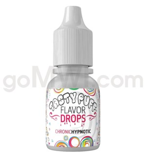Tasty Puff Flavor Bottle 10ml Chronic Hypnotic