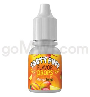 Tasty Puff Flavor Bottle 10ml Mango Tango