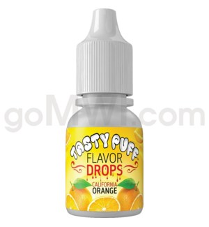 Tasty Puff Flavor Bottle 10ml California Orange