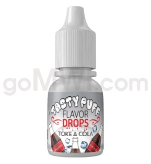Tasty Puff Flavor Bottle 10ml Toke A Cola
