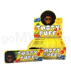 "DISC Tasty Puff Hemp Rolling Paper 1.25"" 33/pk 25ct/bx"