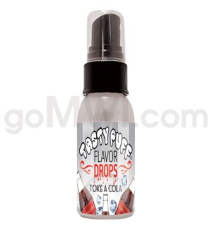 DISC Tasty Puff Spray 1oz Flavor Toke A Cola