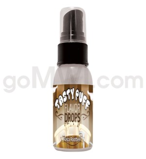 DISC Tasty Puff Spray 1oz Flavor Rasta Rootbeer