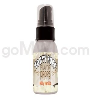 DISC Tasty Puff Spray 1oz Flavor Nilly Vanilla