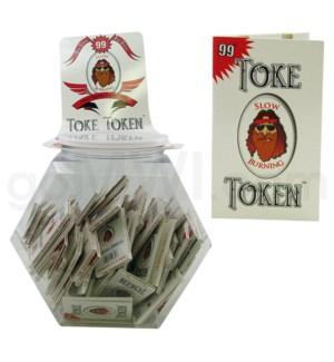 DISC Toke Token Papers White Box JAR 72/Jar