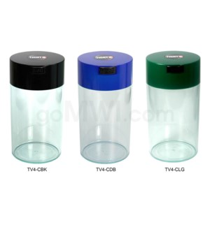"Tight Pac - Tightvac 7.88"" Clear Bottom - Assorted Colors"