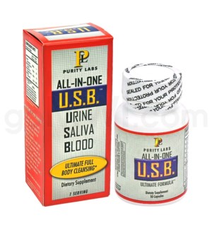 Urine Saliva Blood USB