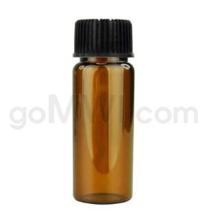 Vial Amber 1 Dram Kit