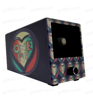 DISC Vaporizer Vapure Cave Non Digital One Love