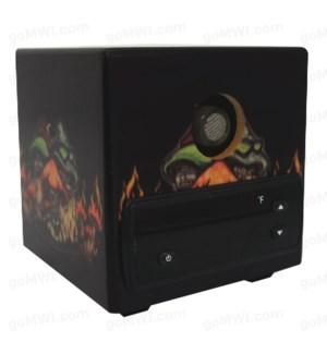 DISC Vaporizer Vapure Cube Digital Mushroom