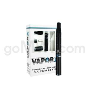 DISC Vaporizer  XRT Dry Herb Vaporizer - 1 Battery - Black