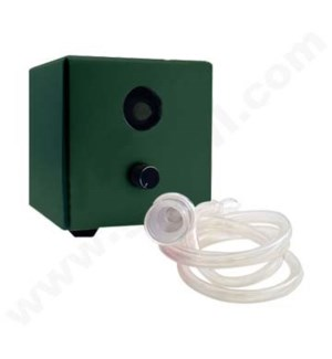 DISC Vaporizer Non digital Box style - Green