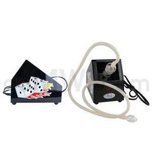 DISC Vaporizer Digital Knob/GOG w/detachable element