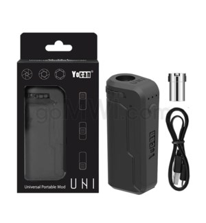 Yocan Uni Portable Box Mod - All Black