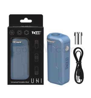 Yocan Uni Portable Box Mod - Airy Blue