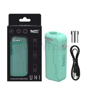Yocan Uni Portable Box Mod - Mint Green