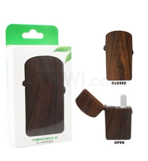 Magic Box S CE3 oil Vaporizer 650MAH VV - Rose Wood
