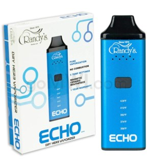 Randy's Echo Dry Herb 1200 Mah - Blue