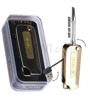 LoKey CE3 Oil Flip VV Key Box 350mah 4.2V Battery Kit - Gold