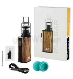 Pulsar APX Volt 1100mAh Wax Vaporizer-Wood grain