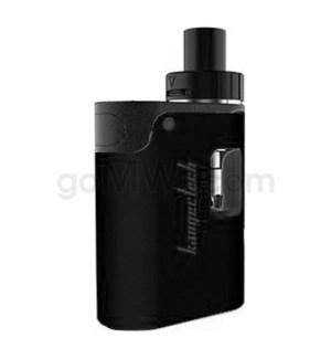 DISCKangertechTOGO MIni1700mAh AIO E-Liquid Starter Kit-Black