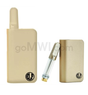 Honeystick Elf Auto Draw Conceal Oil Vaporizer Kit-Gold