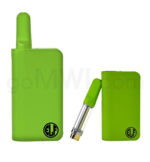 Honeystick Elf Auto Draw Conceal Oil Vaporizer Kit-Green