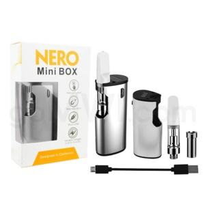 Nero Mini 650mAh Oil Vaporizer Kit-Silver