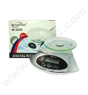 DISC WeighMax Kitchen 5 kg. Scales