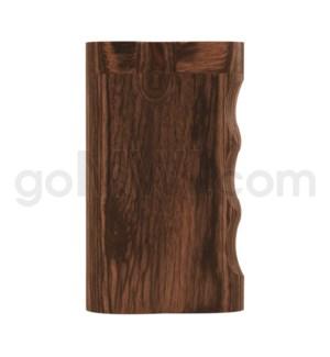 "Wood Box 3"" Single Grip Brown W/O Bat"