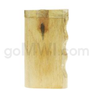 """Wood Box 3"""" Single Grip Wood W/O Bat"""