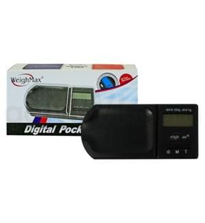 WeighMax DX-100 100g 0.01g Pocket Scales