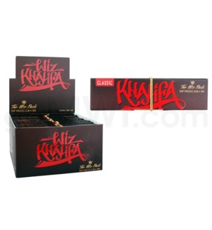 Raw Wiz Edition Connoisseur King Size w/ tips 32/pk 24ct/bx