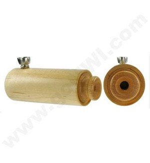 "6"" Wooded Pipe Cache Pipe"